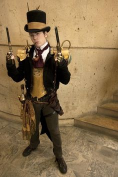 Community Post: 31 Images Of Hot Steampunk Girls & Guys