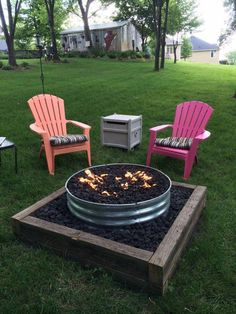Acquire Terrific Tips On Fire Pit Diy They Are Offered For You