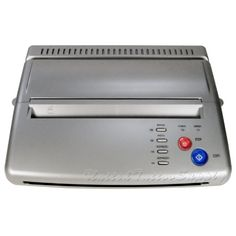 Tattoo Stencil Flash Thermal Copier Machine 2013 Version - Silver -- Find out more about the great product at the image link. (This is an affiliate link and I receive a commission for the sales) Beauty Salon Equipment, Tattoo Stencils, Tattoo Supplies, Salons, Image Link, Popular Pins, Tattoos, Timeline, Silver