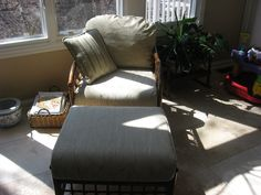 Chair & Ottoman Patio Cushions -  Westerville, Ohio