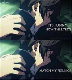 Anime Fans For Anime Fans - - Dehily Me Anime, Dark Anime, Anime Love, Manga Anime, Sad Anime Quotes, Manga Quotes, Art Tumblr, Depression Quotes, Anime People