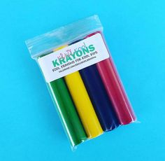 Check out this item in my Etsy shop https://www.etsy.com/listing/239480623/crayon-sticks-school-crayons-my-first