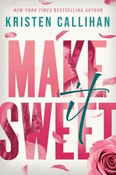 Make It Sweet is one of the most anticipated romance books releasing in 2021.  Check out the entire book list of the most anticipated romance book releases for 2021 that all romance readers will find worth reading according to romance book blogger, She Reads Romance Books.