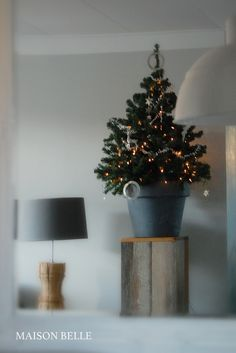 Christmas inspiration  Credit: Maison Belle