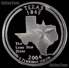 texas state quarter - Google Search