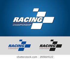 Logo Racing Championship