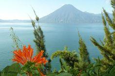 Atitlán-See, Guatemala