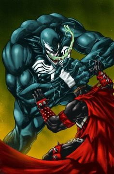 Venom vs. Spawn