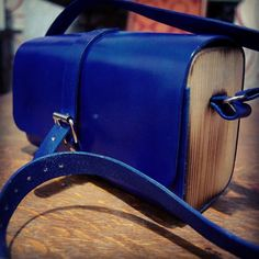a bit more of #NaturePurse in #blue. #woodbag #woodenpurse #leatherpurse #simpledesign #woodenbag #woodandleather #leatherwork #handcrafted #madeinUkraine #muha_handmade
