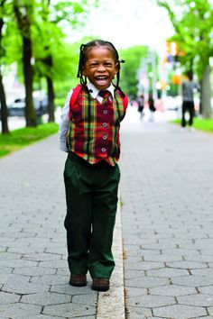 14 Ridiculously Charming 'Little Humans' Of New York