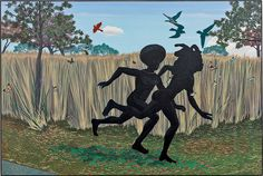 'Vignette' by Kerry James Marshall