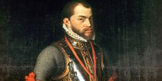 The Tudor Tattler: Fashion or Flop? - Philip II of Spain Tudor History, Spain, School, Quotes, Fashion, 16th Century, Palaces, Quotations, Moda