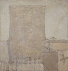 """Find your secret starting point by Alice Sheridan (painting featured here is by PRUNELLA CLOUGH and called """"Cooling Tower II 1958"""")"""