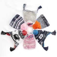 Stocking stuffers! Shop them all through link in bio #lovecarters #hats #winter #gifts