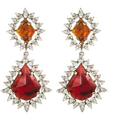 DANNIJO Carrie Earrings