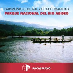 El Parque Nacional Río de Abiseo en San Martín es patrimonio cultural y de la humanidad.