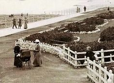 Cliff Park, early 1900s Victorian Buildings, Sunderland, Cliff, Seaside, Past, History, Outdoor, Outdoors, Past Tense