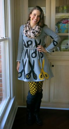 Cassie Stephens: What the Art Teacher Wore #129, More Weaving and Artsy Book Club!