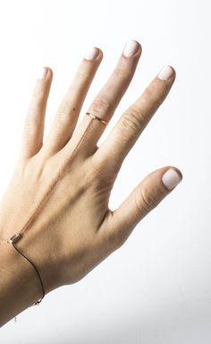 Gracelette ring-to-wrist//