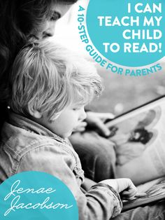 """""""I Can Teach My Child to Read"""" eBook!  Just 1.99 through January 12th!"""