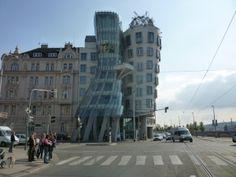 Dansend huis - Praag