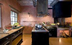 #Gourmet #Kitchen in #Tuscan #villa