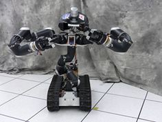 RoboSimian, NASA/JPL Entry in 2015 DARPA Robotics Challenge, to be Equipped With 3D LiDAR Sensor from Velodyne