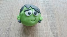 #halloween #cupcakes #frankenstein