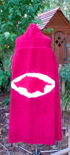 $30 Children's Hooded Towel on Etsy.  Woo Pig Sooie!!