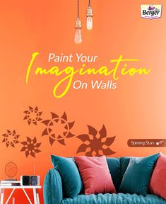 How about wall painting ideas to bring alive your imagination? Get more interior house paint colors pictures and ideas.