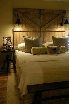 Barn doors bedroom  twistmyarmoire.com