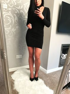 Newly added product: Stretchy Black Ch... Have a look here:http://www.fbargainsgalore.co.uk/products/stretchy-black-choker-womens-elasticated-ruched-dress?utm_campaign=social_autopilot&utm_source=pin&utm_medium=pin