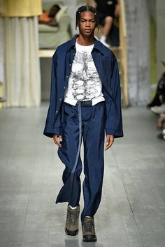 Per Götesson Spring/Summer 2019 Menswear | British Vogue