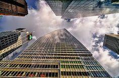 Skycraping by Jimi Jones