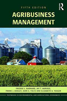 Agribusiness Management by Freddie L. Barnard https://www.amazon.ca/dp/1138891932/ref=cm_sw_r_pi_dp_QYe-wbWJXAVSN