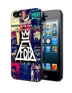 Fall Out Boy Collage Samsung Galaxy S3 S4 S5 Note 3 Case, Iphone 4 4S 5 5S 5C Case, Ipod Touch 4 5 Case