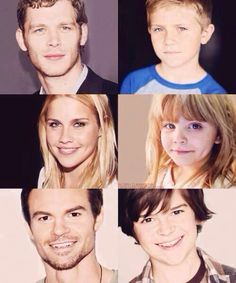 Big Mikaelsons vs. Baby Mikaelsons