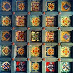 Handmade Spanish Tiles for inspiration PLAKART ceramics // Поможем реализовать любой задуманный узор для вашего дизайн-проекта :) by handmade_tile