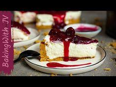 Το ΠΙΟ Λαχταριστό Cheesecake που έχεις δοκιμάσει!👌(Τέλεια συνταγή) 🍰 - YouTube Greek Sweets, Cheesecake Recipes, Cheese Cakes, Desserts, Youtube, Food, Cheesecakes, Meal, Deserts