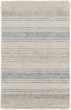 Moonshine Woven Cottonl/Viscose Rug | Serena & Lily - Family Room