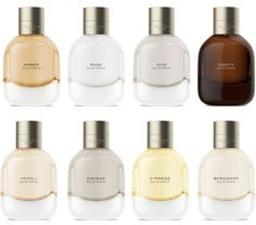 An array of well-known notes make up the first fragrance line from American brand Rag & Bone. American fashion label Rag & Bone have announced the launch of their first fragrance line, scents housed in sophisticated, sleek, rounded glass bottles with matte silver accents. The collection is comprised of 8 eaux de parfum for men and women in well-known themes: Amber, Rose, Oud, Oddity, Neroli, Encens, Cypress, and Bergamot. Combi