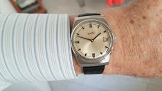 EBERHARD Vintage Special Edition Vintage 70's STUNNING Watch!!! Vintage 70s, Omega Watch, Watches, Ebay, Accessories, Wristwatches, Clocks, Jewelry Accessories