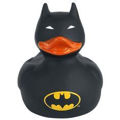 Bath Duck - Rubberen eend van Batman