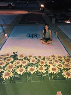 senior year parking spot - Home Page Senior Year Pictures, Graduation Pictures, Senior Year Of High School, High School Seniors, Parking Spot Painting, Sidewalk Chalk Art, Space Painting, Friday Night Lights, Crafts For Seniors
