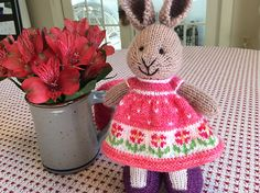 Ravelry: suzymarie's Pretty in Pink Dress