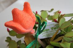LUSH Easter Collection - Tulip from Amsterdam *ONCE UPON A CREAM Vegan Beauty Blog*