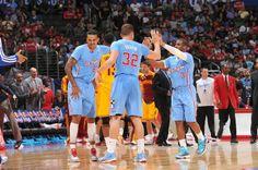 Blog Esportivo do Suiço: Griffin brilha e leva Clippers à 11ª vitória consecutiva