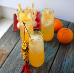 Celebrate the Chinese New Year with the 'Happy Dragon Cocktail'