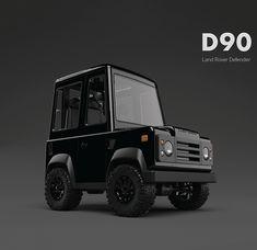 Box on Wheels on Behance