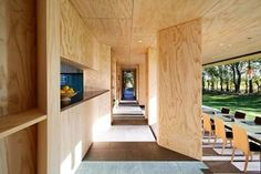 Image result for PLYWOOD OUTDOOR CEILING